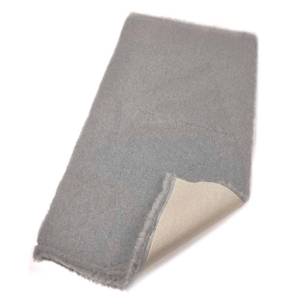 Active Non-Slip Vet Bedding Grey Plain