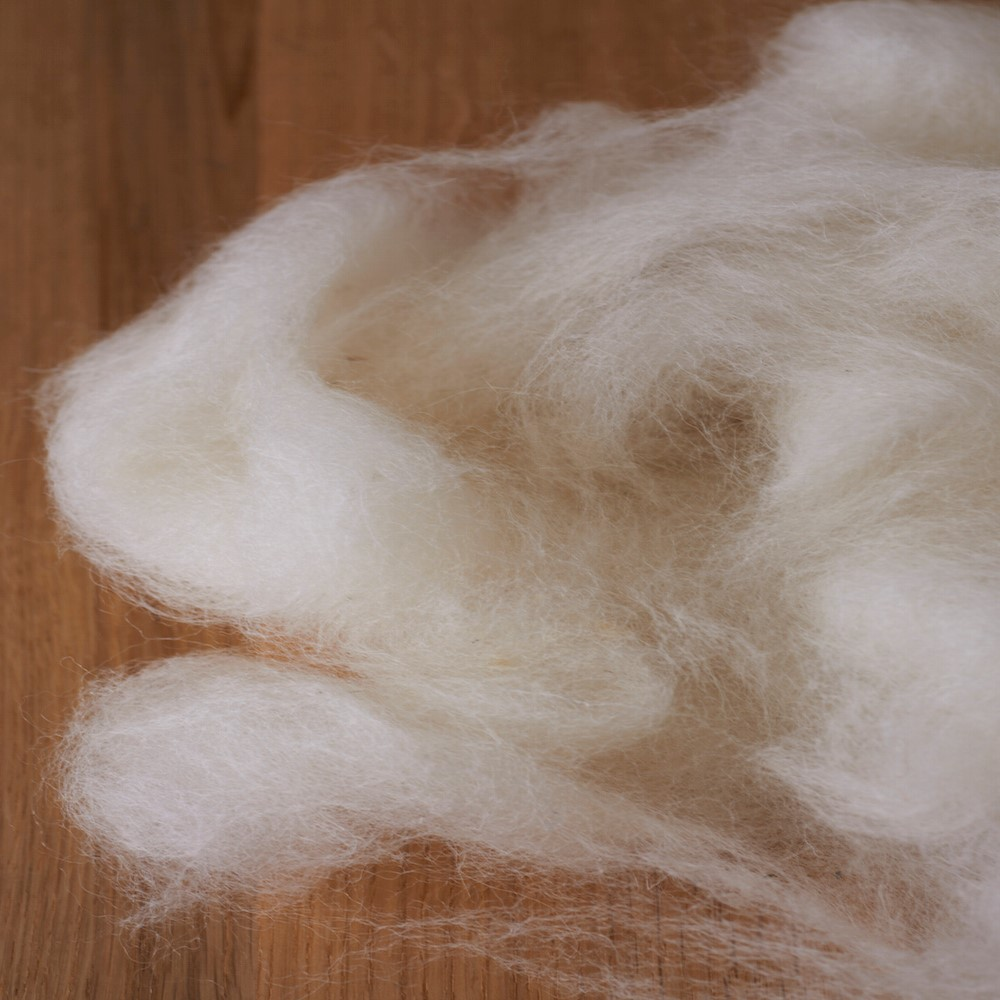 Bronte Lush Wool Filling - Double Scoured