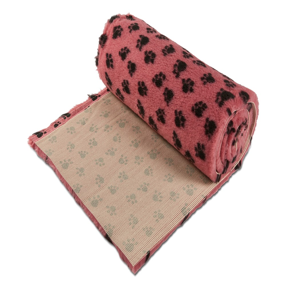 Active Non-Slip Vet Bedding Heather Paws