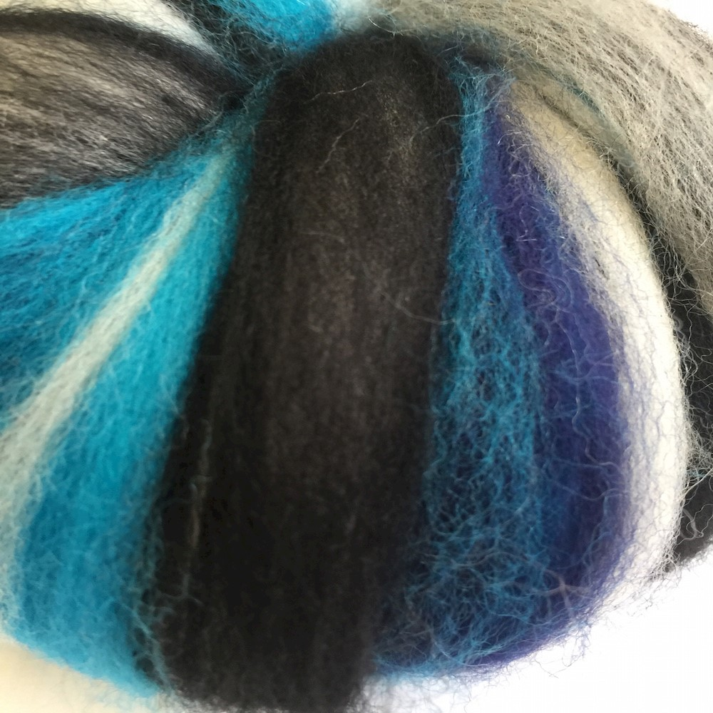 Blended Merino 64's Bluebird