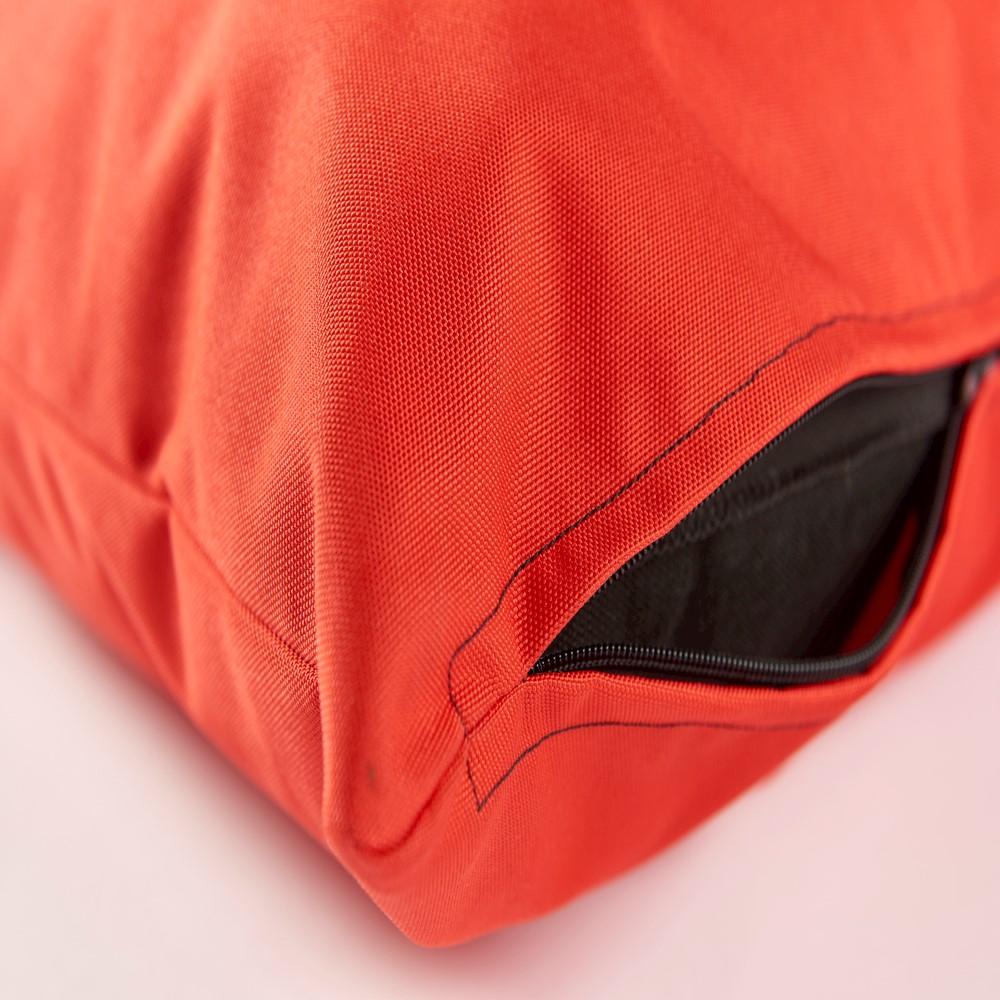 Trojan Mattress Waterproof Dog Bed - Red