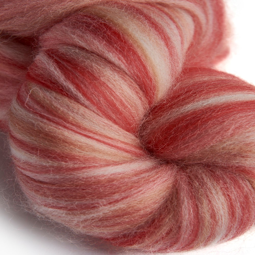 Blended Merino 64's Strawberry Ice-cream
