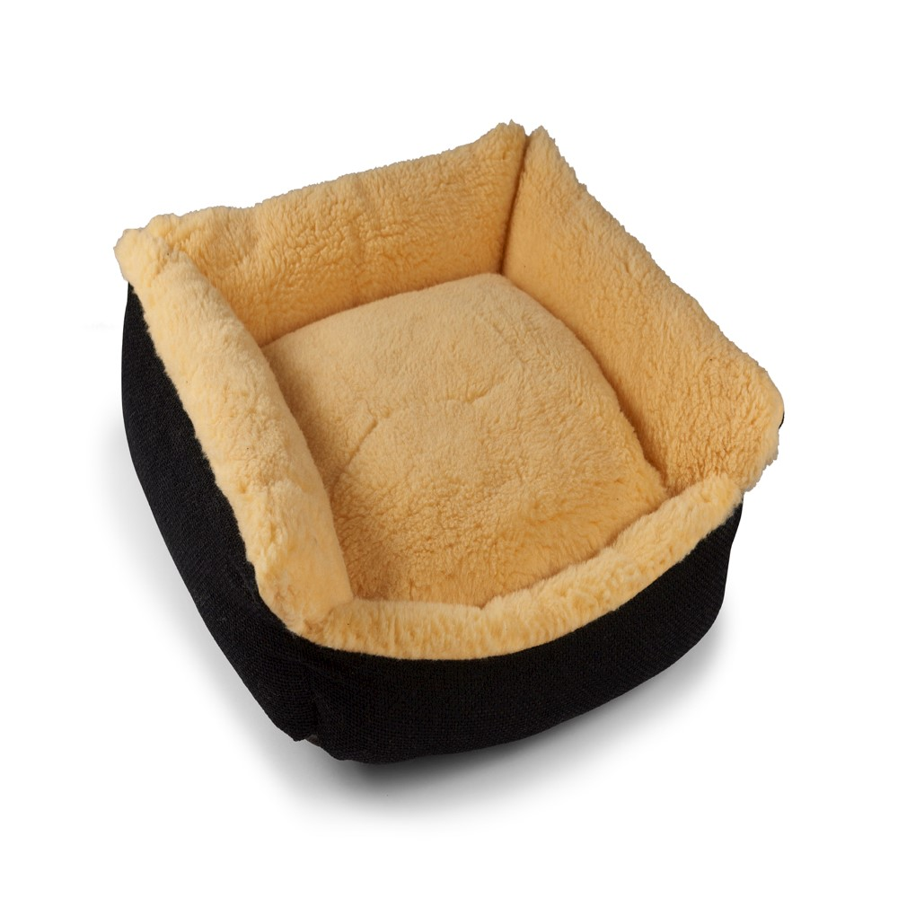 Senior Gold 7+ Pet Bed Cosy Wheat
