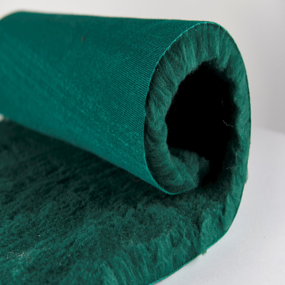 Traditional Vet Bedding Green