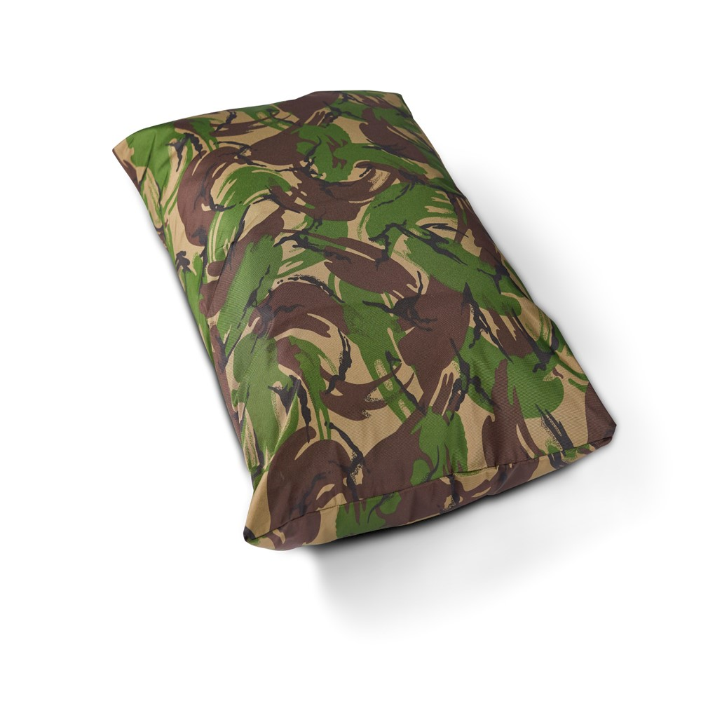 Trojan Mattress Waterproof Dog Bed - Camouflage