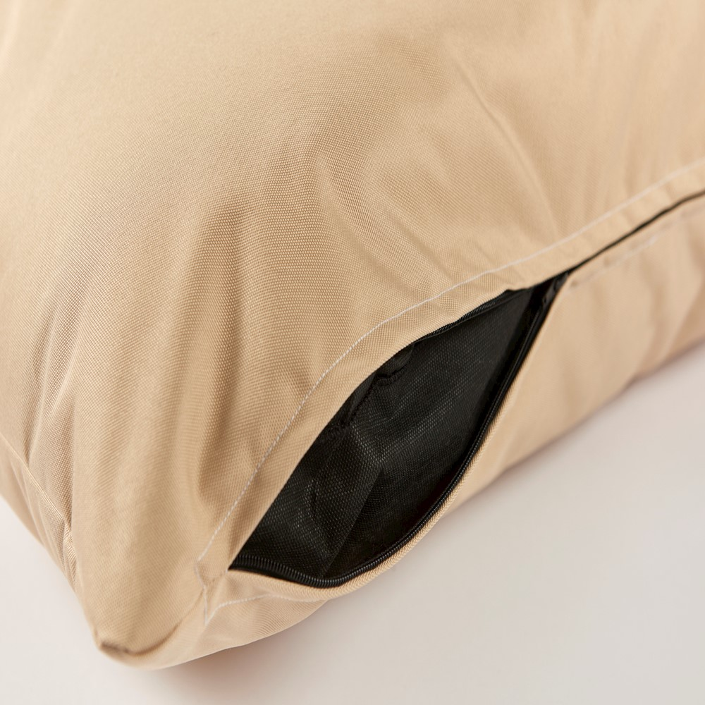 Trojan Mattress Waterproof Dog Bed - Sand