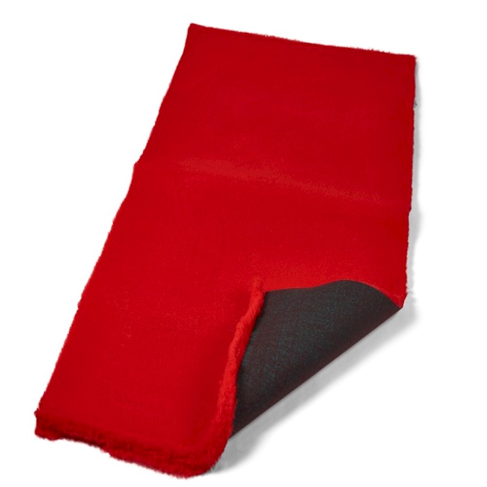 Traditional Vet Bedding Red