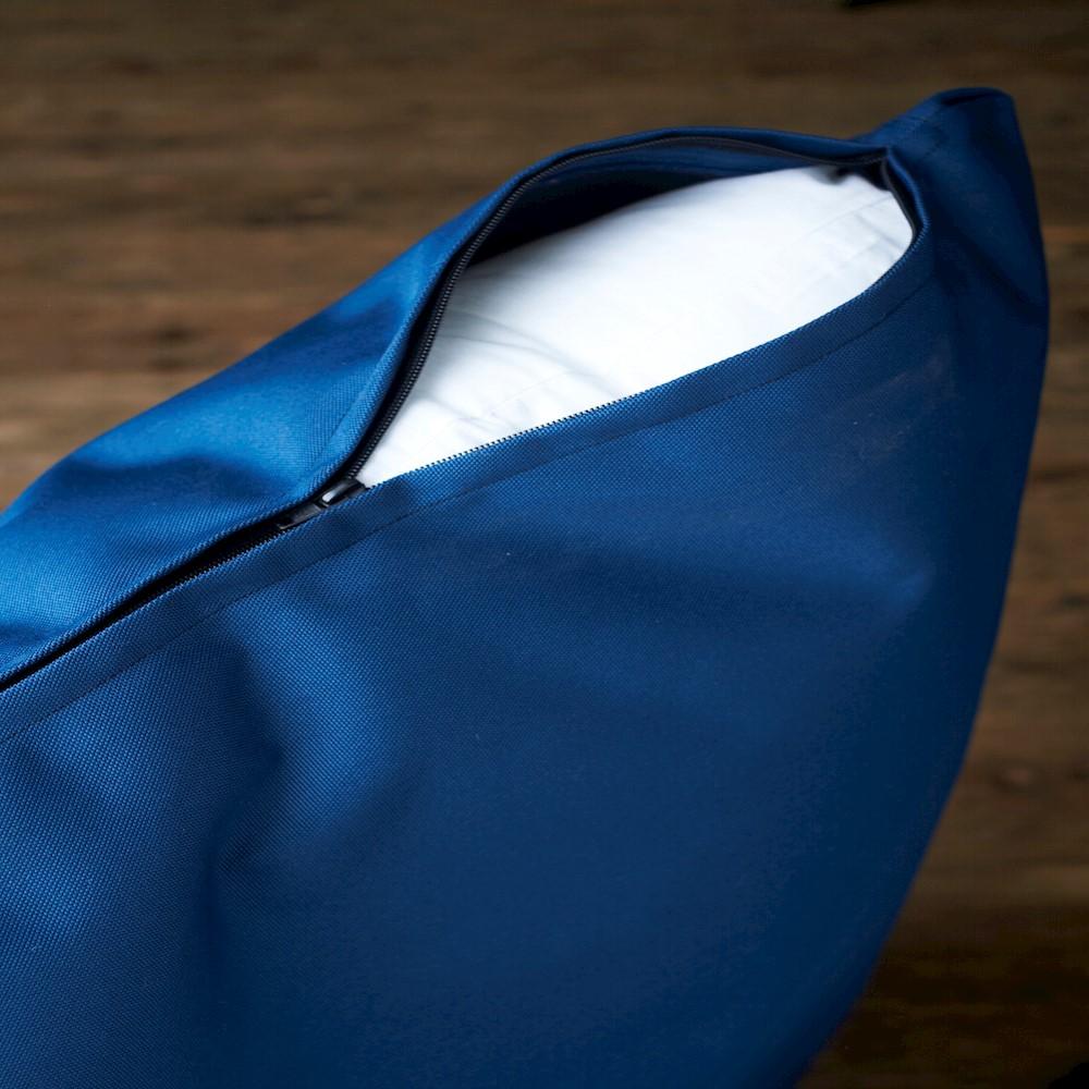 Trojan Mattress Waterproof Dog Bed - Blue