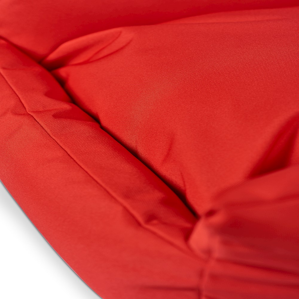 Trojan Cosy Waterproof Dog Bed - Red