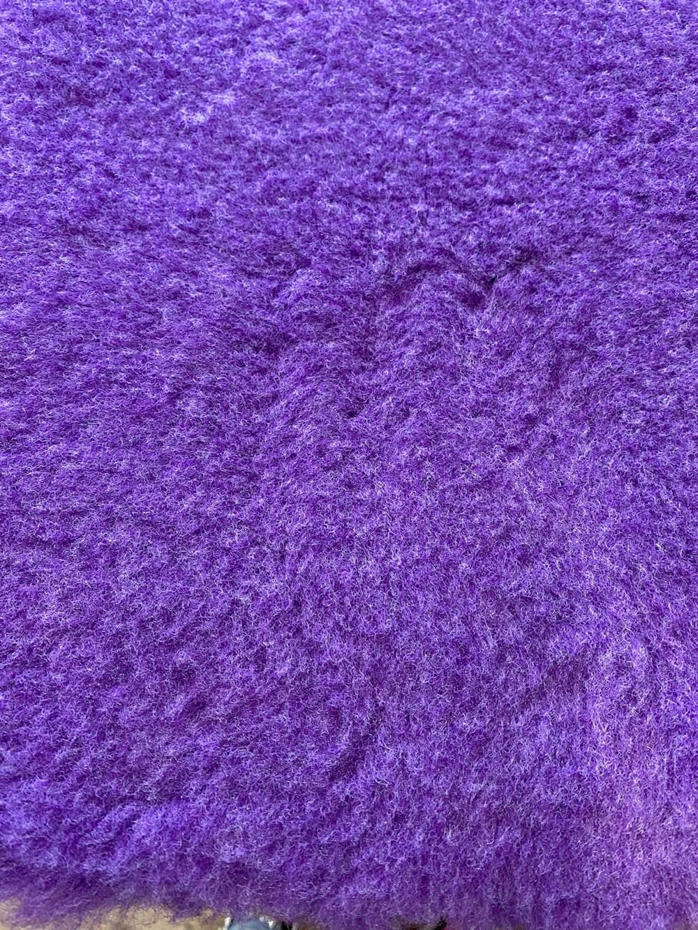 Active Non-Slip Vet Bedding Purple Plain