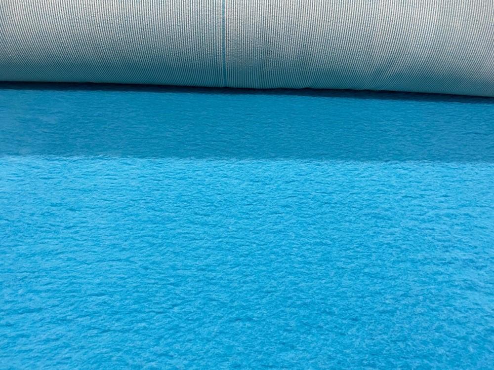 Active Non-Slip Vet Bedding Teal Plain