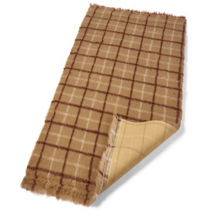 Active Non-Slip Vet Bedding Country Plaid