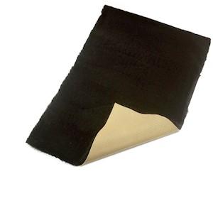 Active Non-Slip Vet Bedding Black Plain