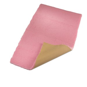 Active Non-Slip Vet Bedding Pink Plain