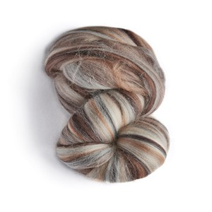 Blended Merino 64's Chocolate Fudge