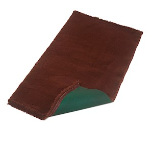 Traditional Vet Bedding Brown