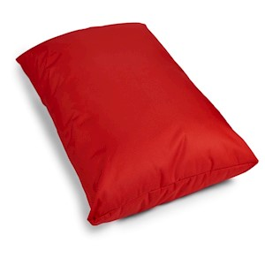 Trojan Mattress Waterproof Dog Bed - Red