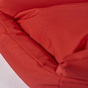 Trojan Cosy Waterproof Dog Bed   Red