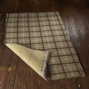 ACTIVE NON SLIP COUNTRY PLAID