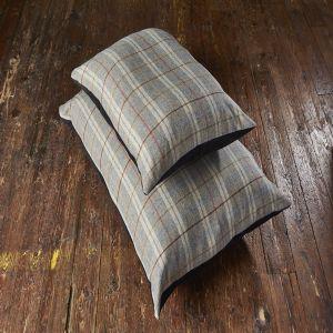Tweed Wool Matress Dog Bed   Light
