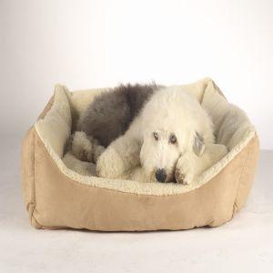 Cosy Merino wool pet bed